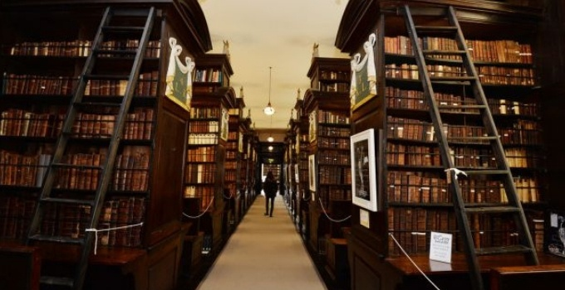 Marsh's library_web