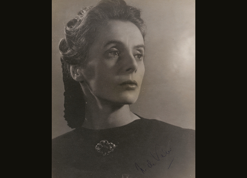 Ninette de Valois - Herstory Ireland's Epic Women | EPIC Museum