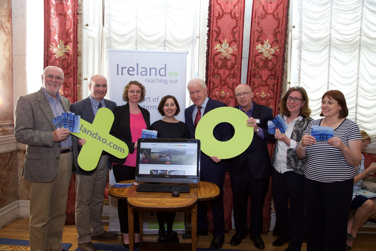 Communities nationwide tapping into the Ireland XO Community